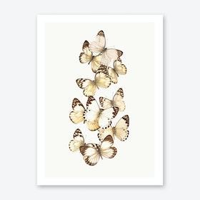 Butterflies I Art Print