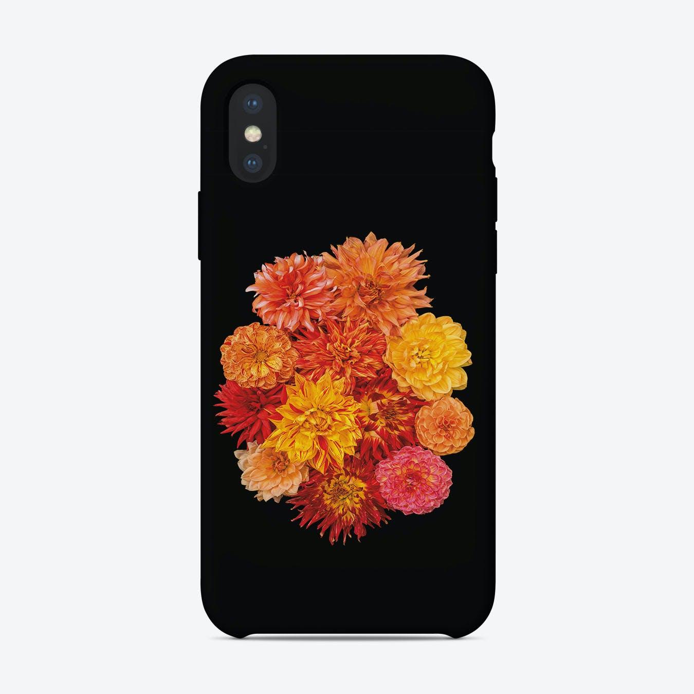 Dahlia Bouquet_orange_2