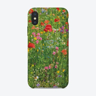 Field of wild flowers_02