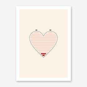 All Outta Love Art Print
