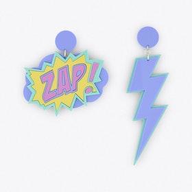 Zap Earrings