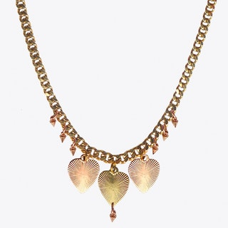 Heart & Charms Necklace