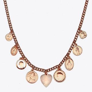 8 Pendant Necklace