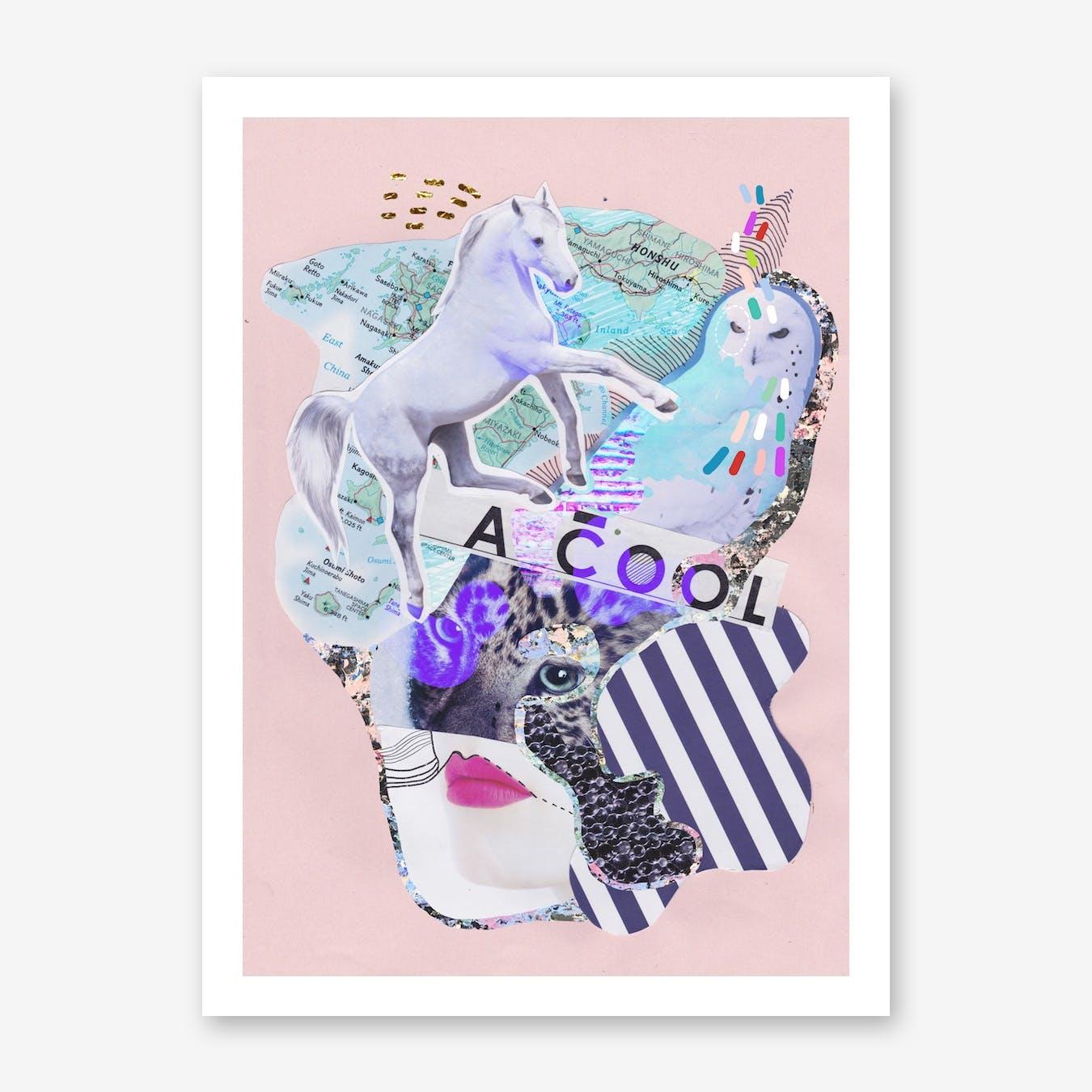 Magic Wonderland Collage