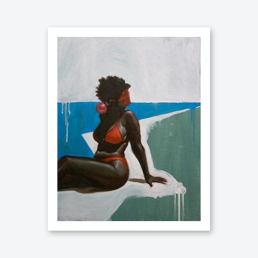 Simi Moonlight Art Print