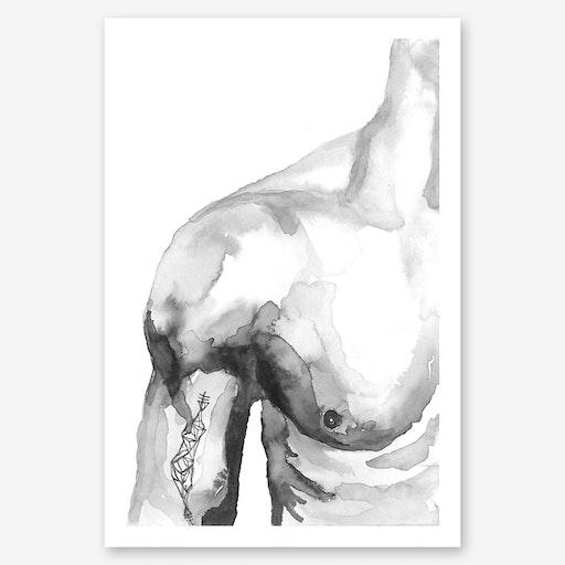 Male Print