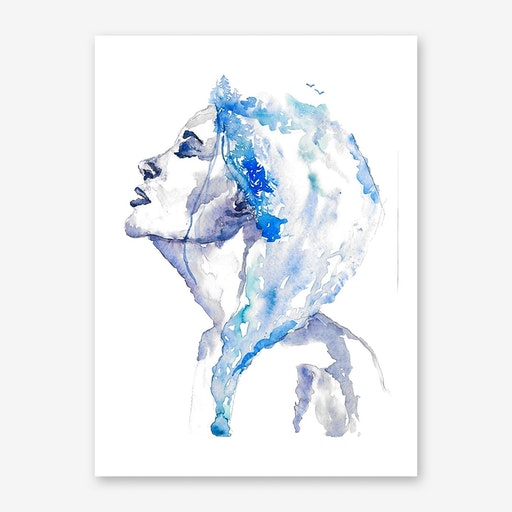 Blues I Print