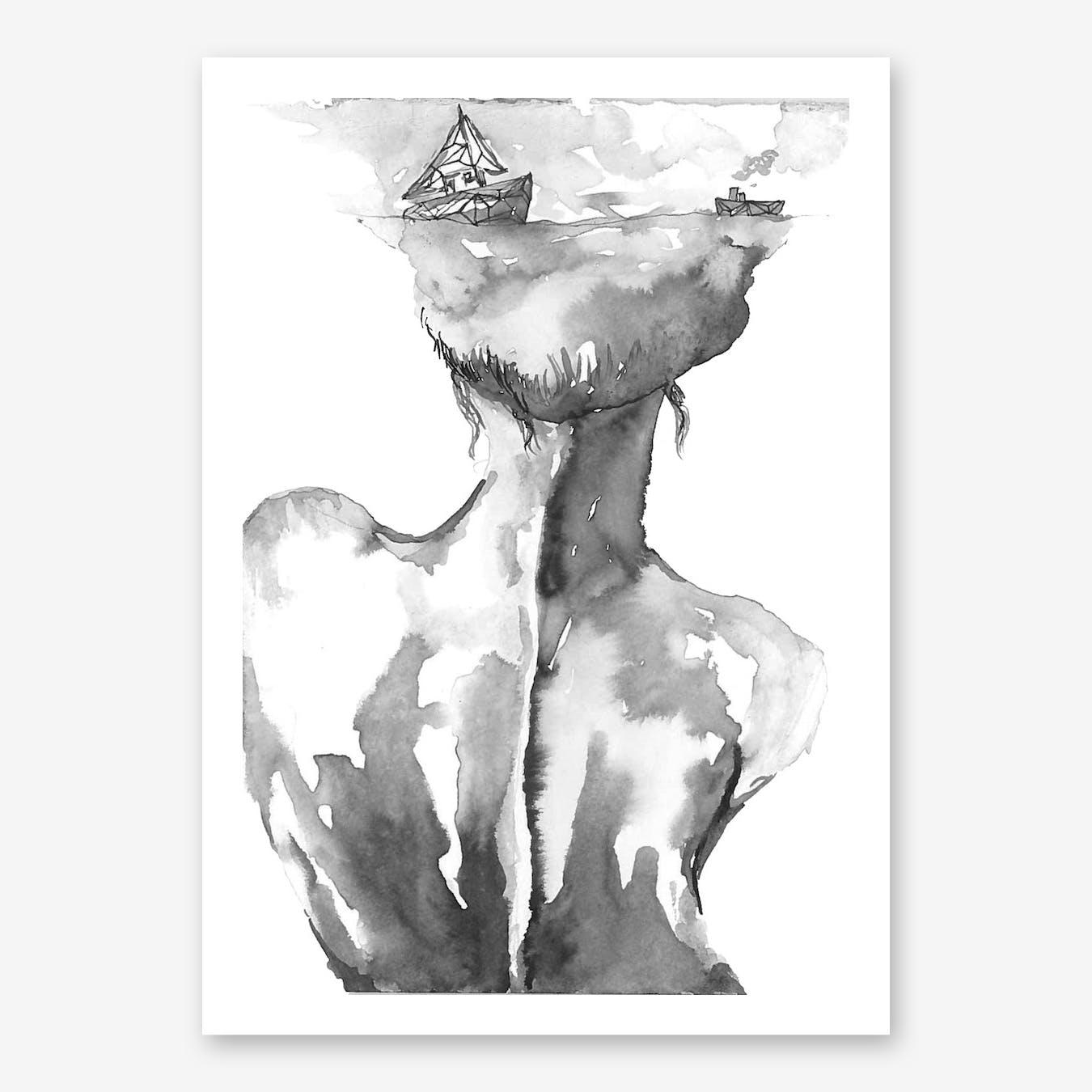 Sailor Print