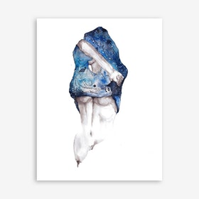 Universe I Art Print