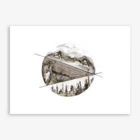 Northern Art Print