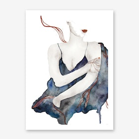 Enveloped Art Print