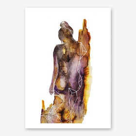 Body Art Print
