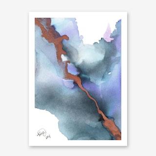 Lightly Art Print