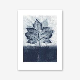 Goutweed 2 Ink Print In 30cm x 40cm