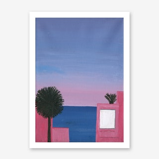 Holidaze Art Print