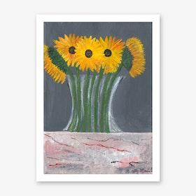 You Are May Sunshine Art Print