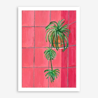 Dalston Vibes Art Print