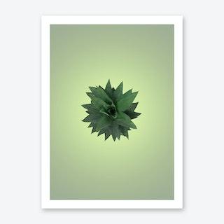 Air Pineapple Art Print