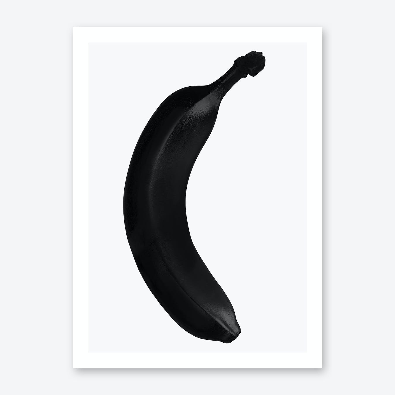 Banana Big Pop Art Print