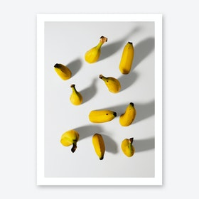 Bananas I Art Print