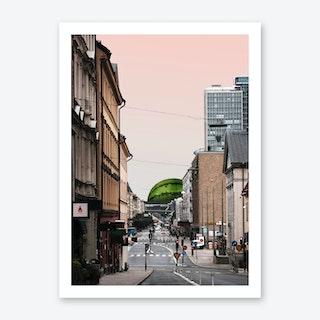 Götgatan Art Print
