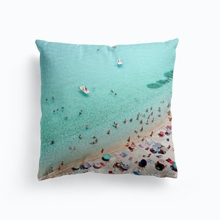 Beach Day Cushion