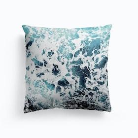 Rough Sea Cushion
