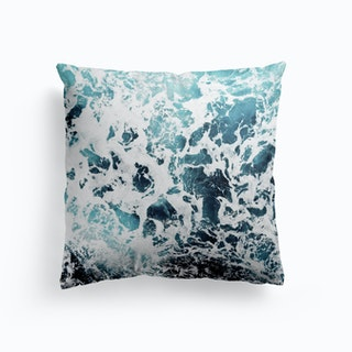 Rough Sea Cushion