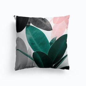 Leaf Play Cushion