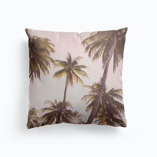 Tropical Blush Cushion