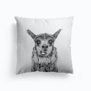 Funny Llama Cushion