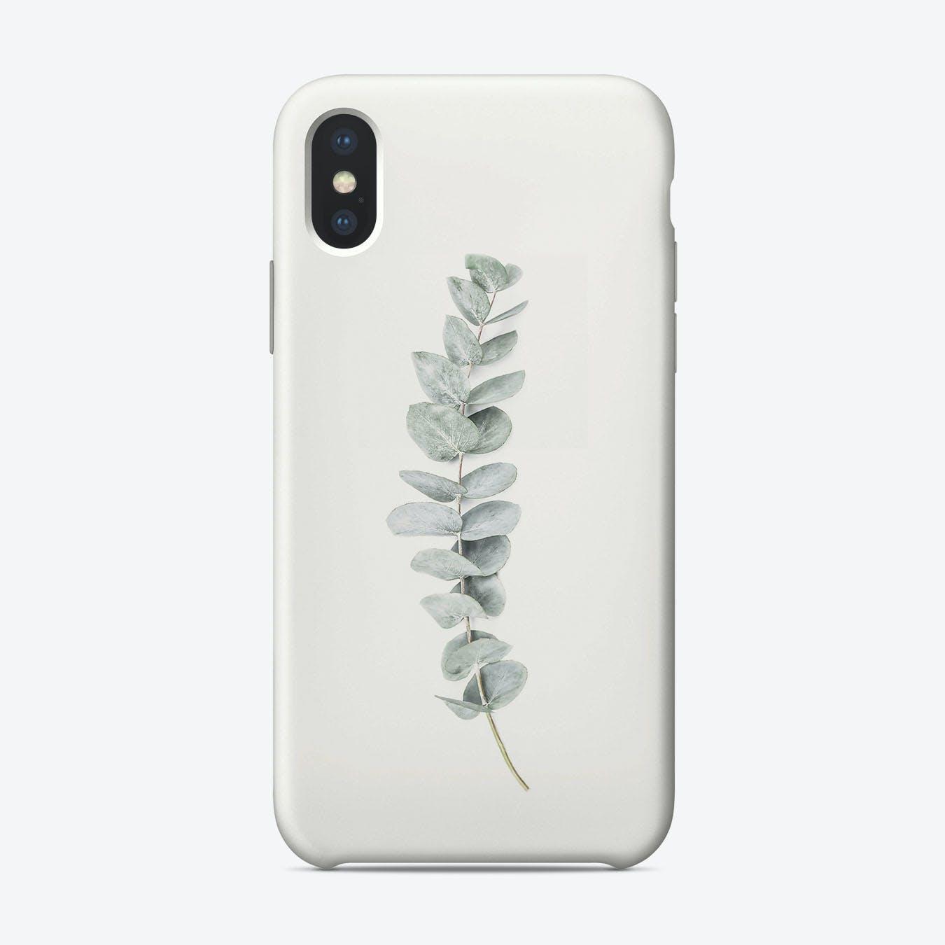 Eucalyptus 1 iPhone Case