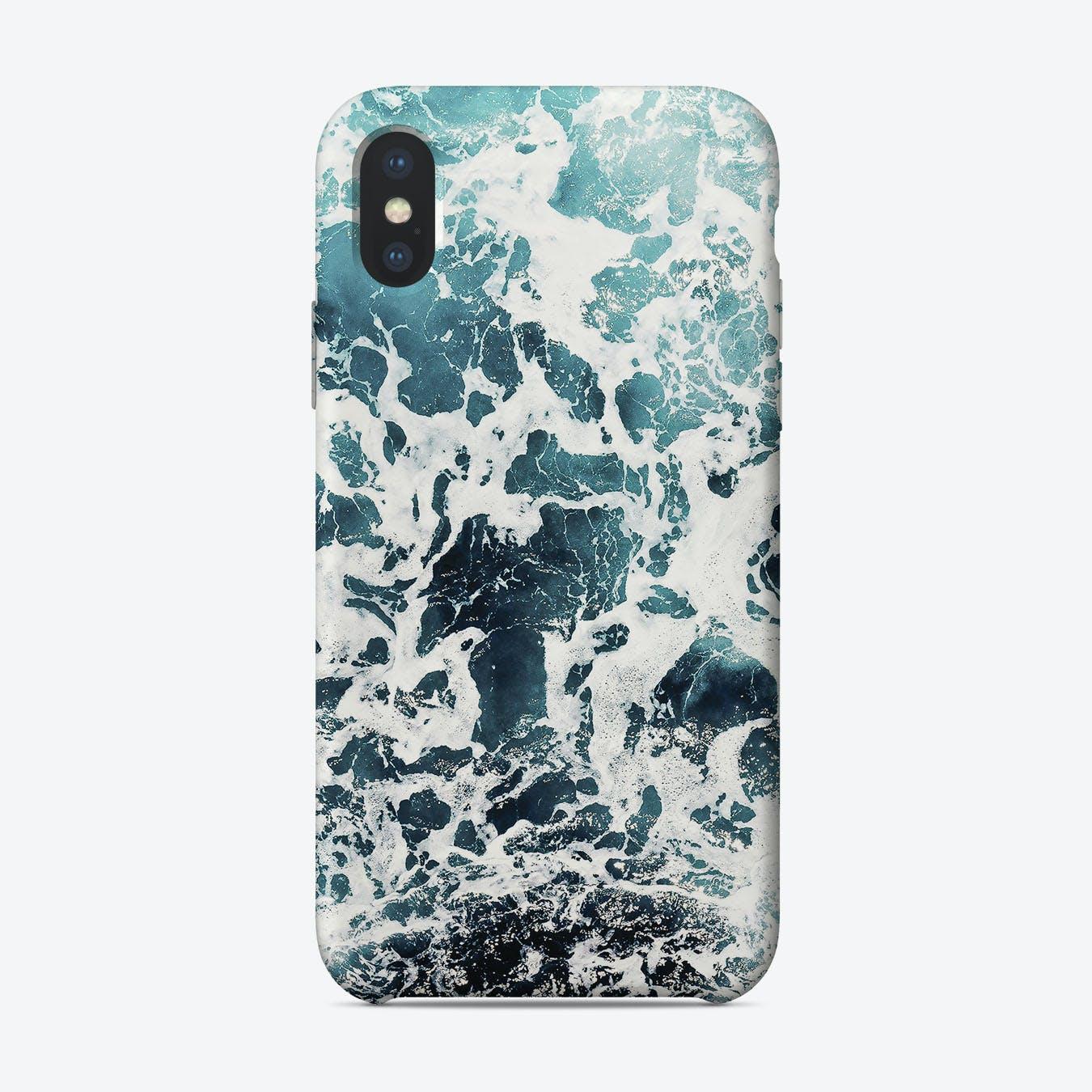 Foam 1 iPhone Case