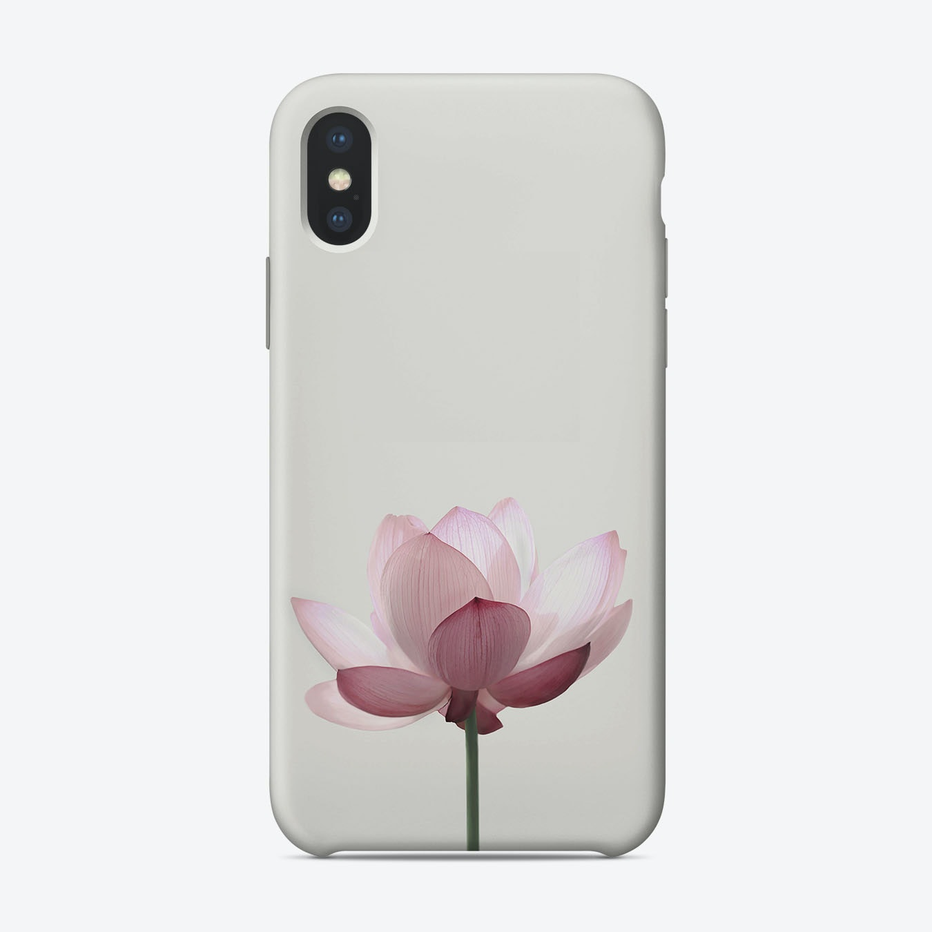 uk availability 33cbc adb6d Lotus Flower iPhone Case