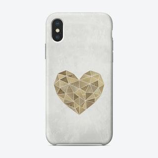 Mosaic Heart iPhone Case