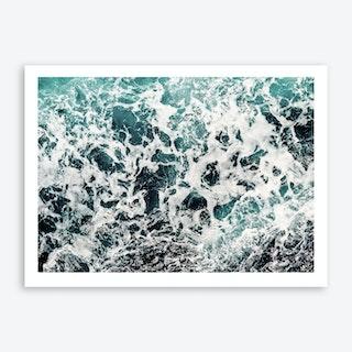 Foam 1 Art Print