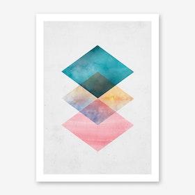 Graphic Art Print II