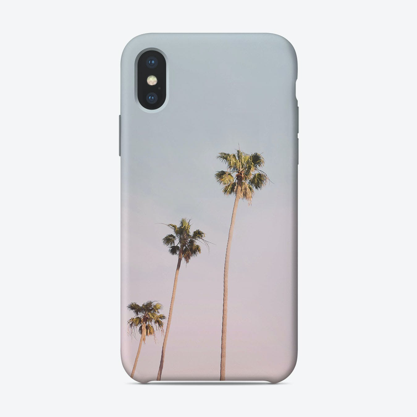 Palm Trees II iPhone Case