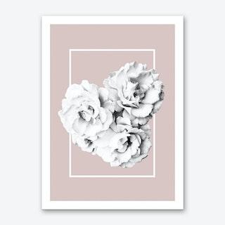 Roses Minimalist Art Print