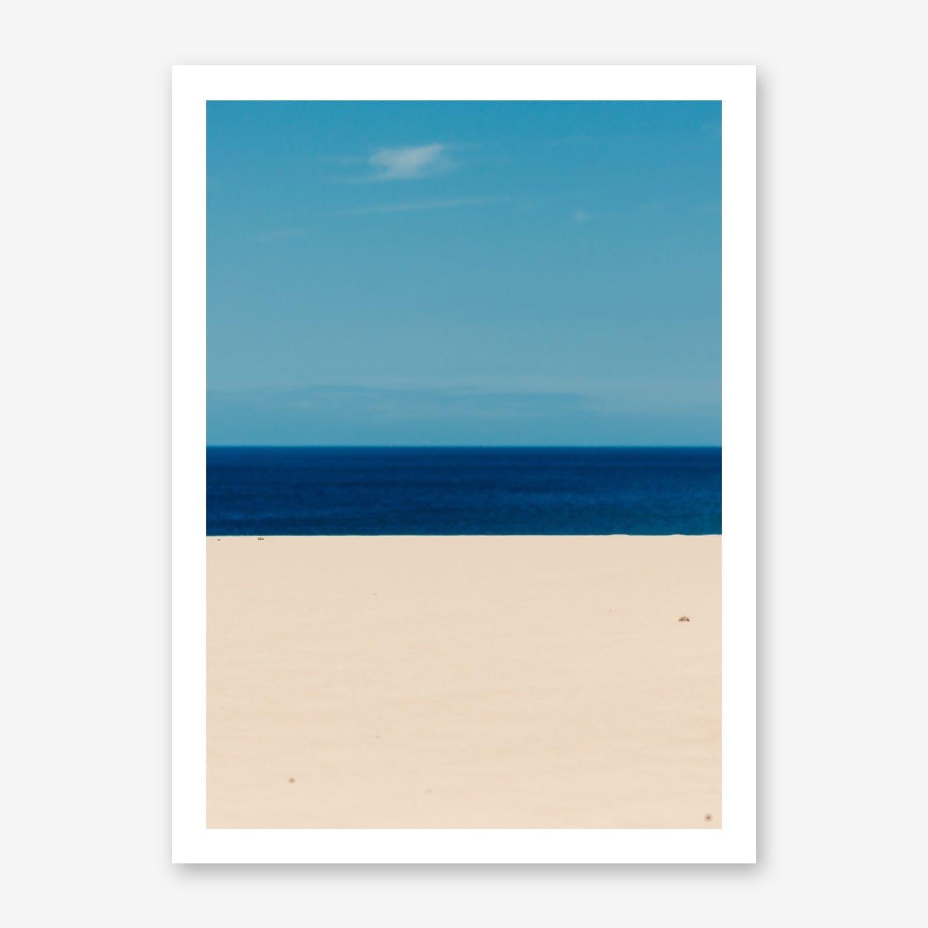 Sky Ocean Beach