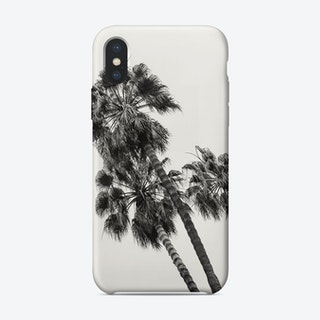 Palm Trees I iPhone Case