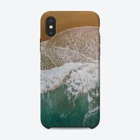 Wave 1 iPhone Case