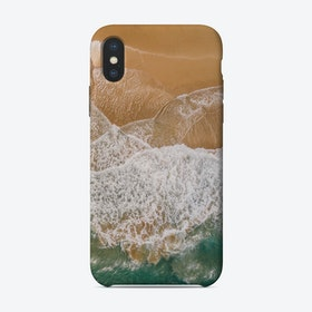 Wave 2 iPhone Case
