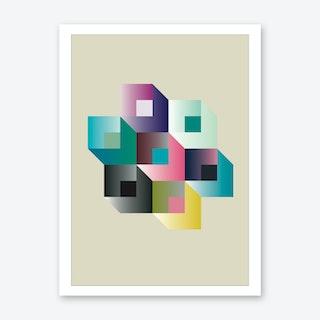 twentyOne Art Print