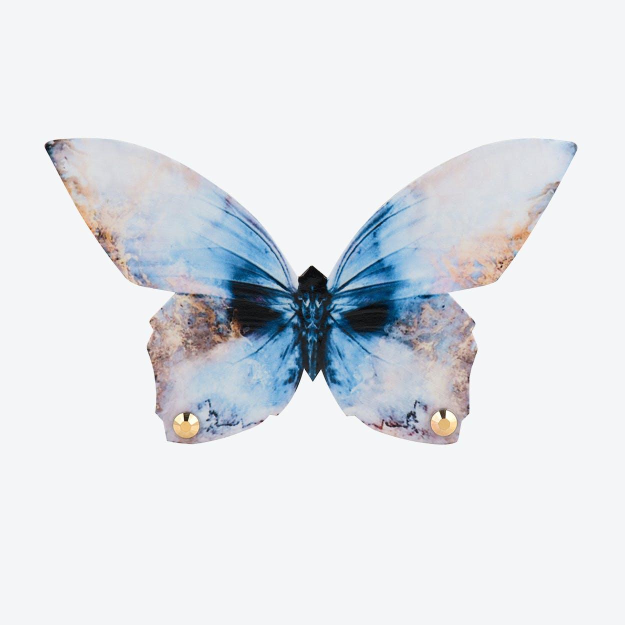 Butterfly Brooch-Tie Spirituality