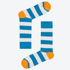 Aqua Candy Stripe (41)