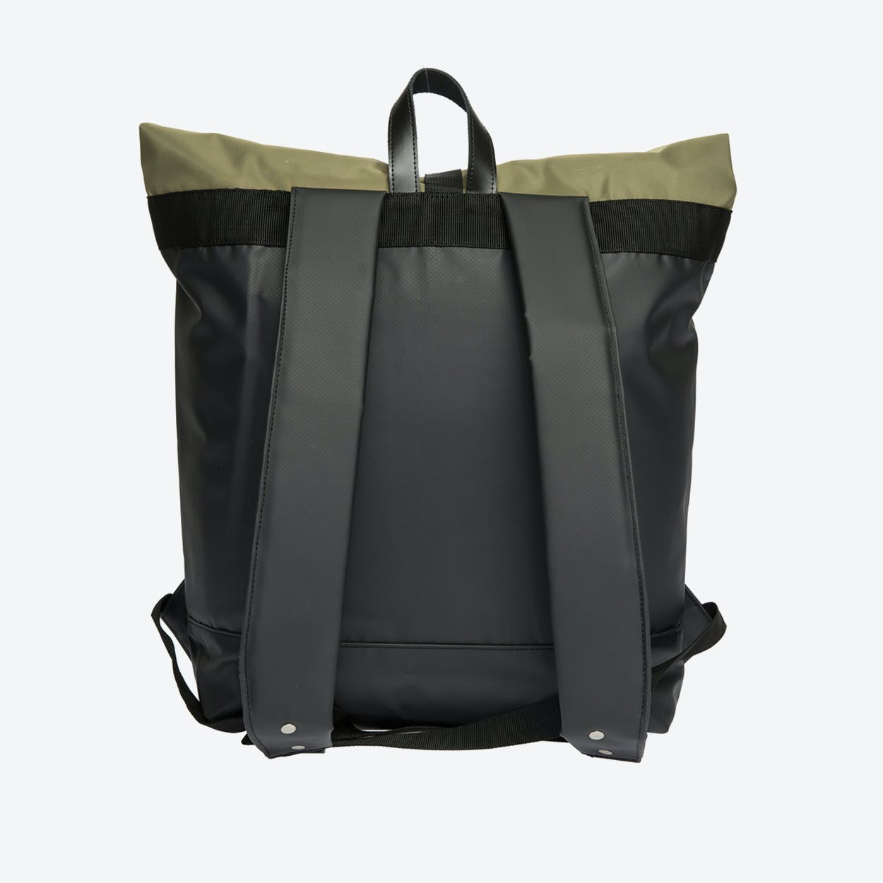 Research Roll Top Backpack - Army