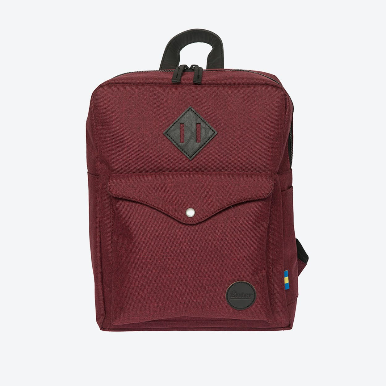 Sports Backpack Mini - Melange Wine Red