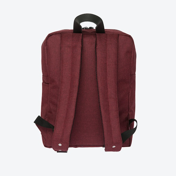 9ab170605e Sports Backpack Mini - Melange Wine Red by Enter Bags - Fy