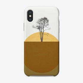Golden Sea Phone Case